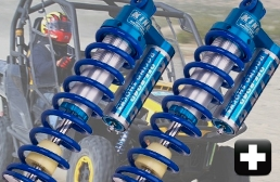 Can-Am Commander King Shocks