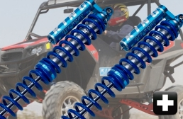 Polaris RZR 900XP King Shocks